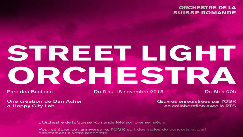 Street Light Orchestra – OSR – Happy City Lab