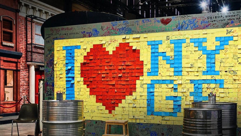 New York Pavilion @ Salon du Livre 2018 – Happy City Lab