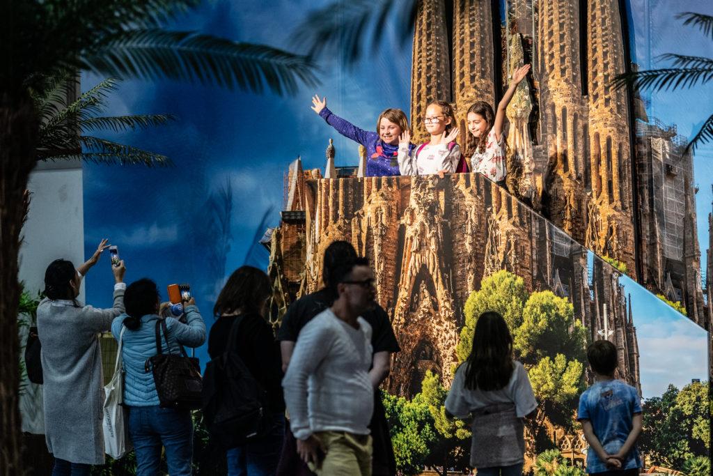 HappyCityLab; Barcelona; SalonDuLivre; 2019