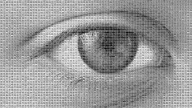 New eye mosaique original GREY